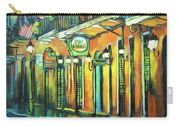 Pat O Briens Carry-all Pouch