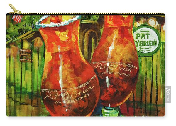 Pat O' Brien's Hurricanes Carry-all Pouch