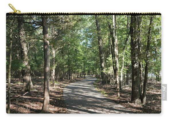 Path Around Lake Carry-all Pouch