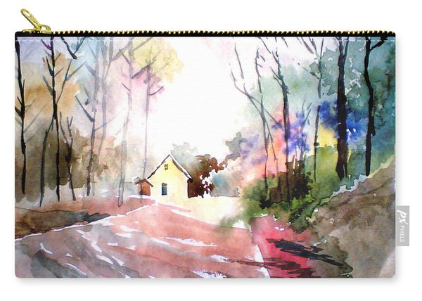 Path In Colors Carry-all Pouch