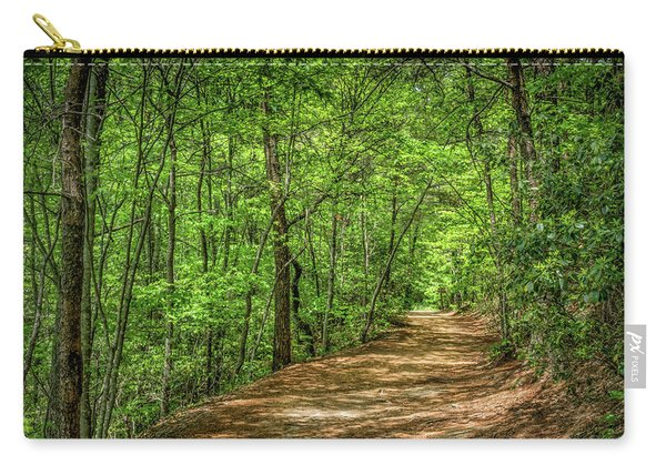 Path Less Travelled Carry-all Pouch