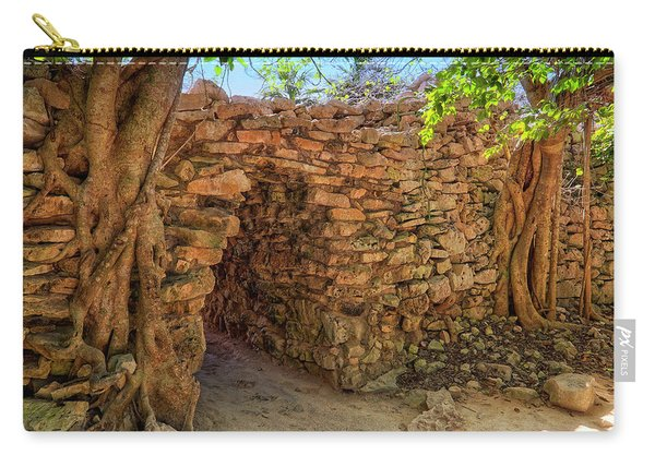 Path Of The Ancients - Mayan Ruins - Mexico Carry-all Pouch