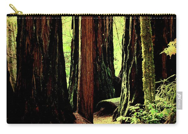 Path Through The Forest Edge . 7d5432 Carry-all Pouch