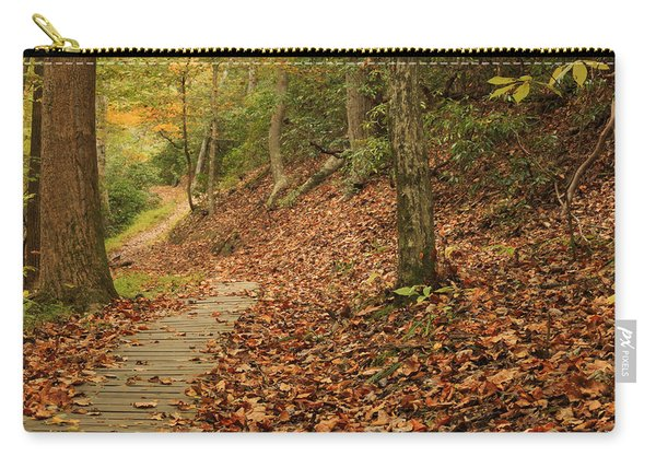 Path To Autumn Carry-all Pouch