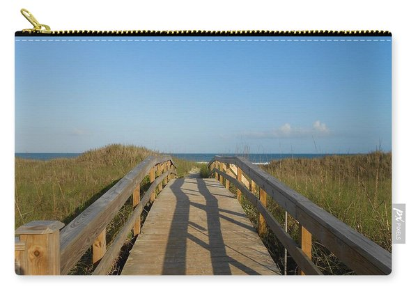 Path To Happiness Carry-all Pouch