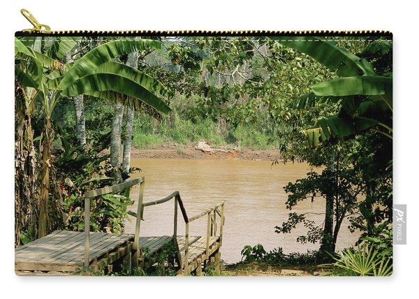 Path To The Amazon River Carry-all Pouch