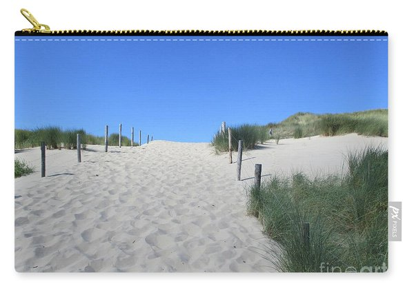 Path To The Beach In The Noordhollandse Duinreservaat Carry-all Pouch