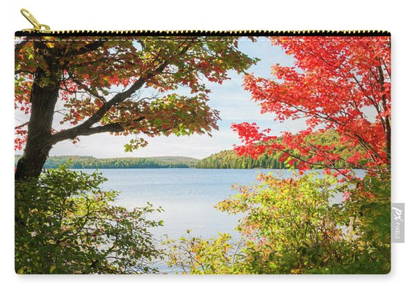 Path To The Lake Carry-all Pouch