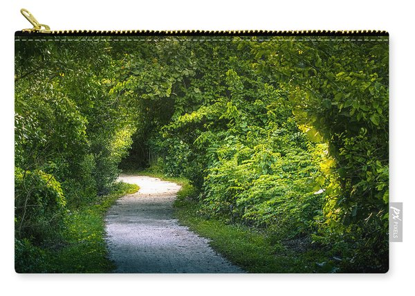Path To The Secret Garden Carry-all Pouch