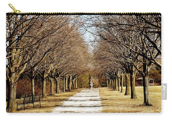 Pathway Through Trees Carry-all Pouch