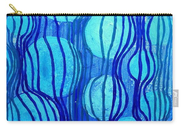 Pathways Abstract 1 Carry-all Pouch