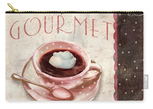 Patisserie Cafe Gourmet Coffee Carry-all Pouch
