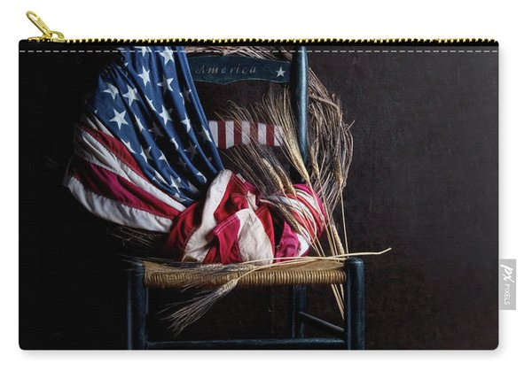 Patriotic Decor Carry-all Pouch