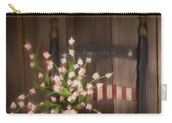 Patriotic Seating Carry-all Pouch