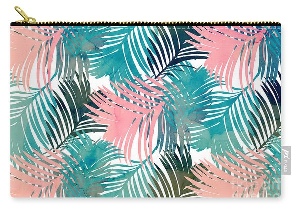 Pattern Jungle Carry-all Pouch