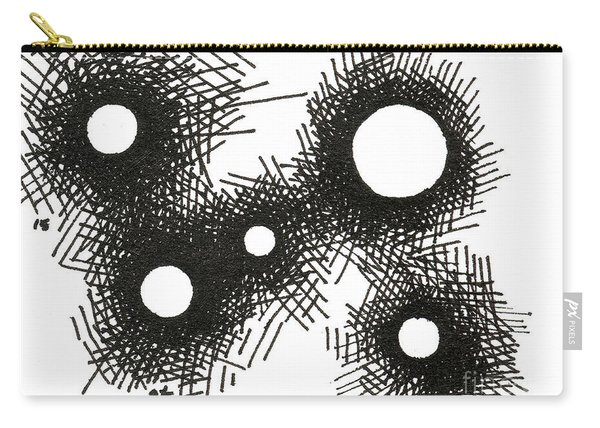 Patterns 1 2015 - Aceo Carry-all Pouch