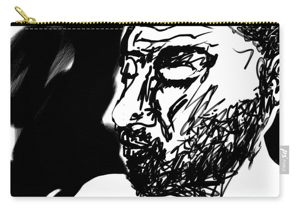 Paul Ramnora Self-portrait Carry-all Pouch