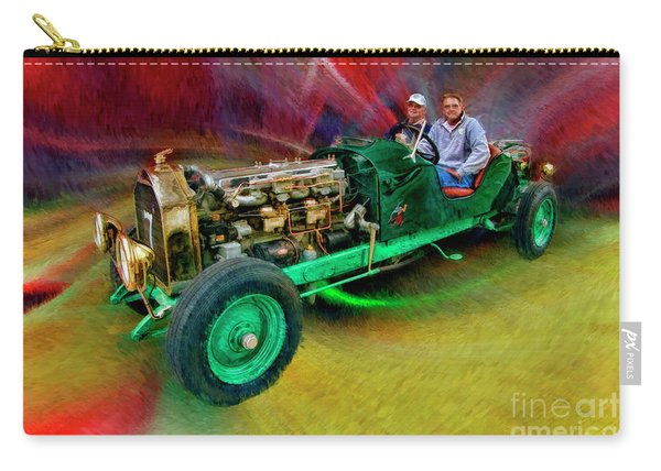 Paul Springer's Classic Carry-all Pouch