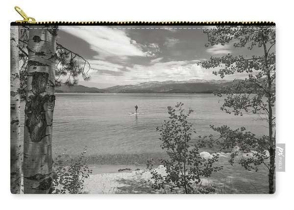 Payette Lake Boarder Carry-all Pouch