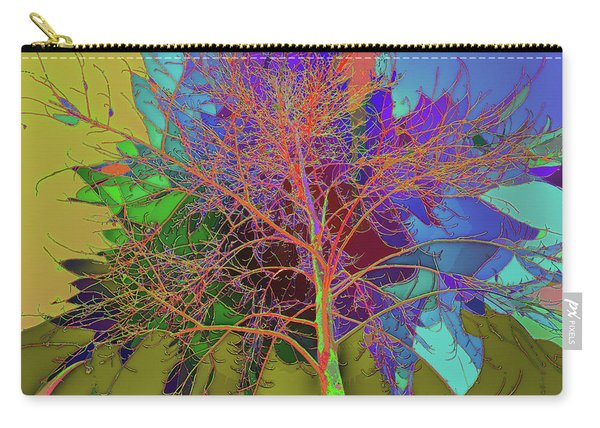 P C C Elm In The Wait Of Bloom Carry-all Pouch