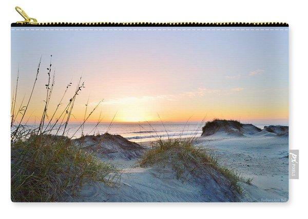 Pea Island Sunrise 12/28/16 Carry-all Pouch