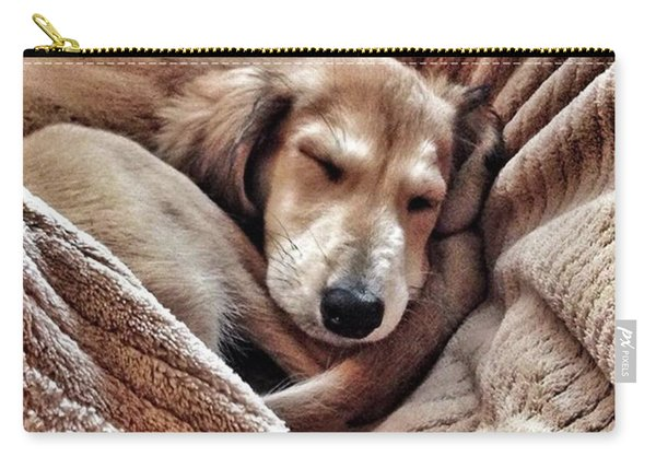 Peace At Last #saluki Carry-all Pouch
