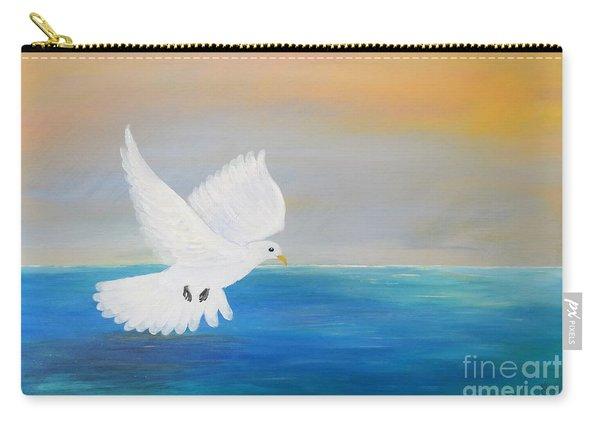 Peace Descending Carry-all Pouch