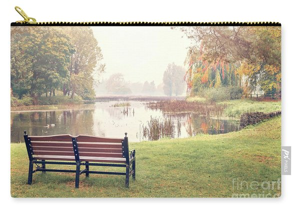 Peace Of Autumn Carry-all Pouch
