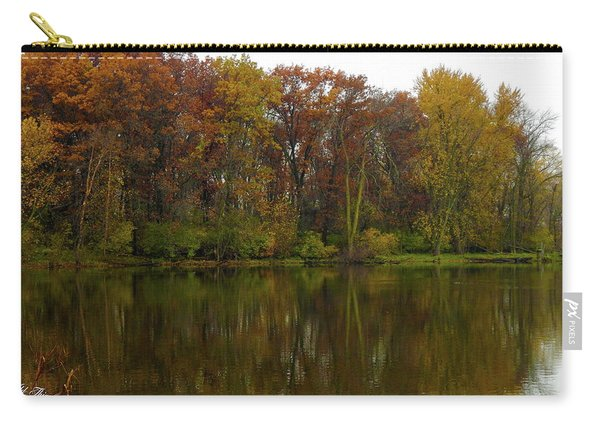Peace Reflected Carry-all Pouch