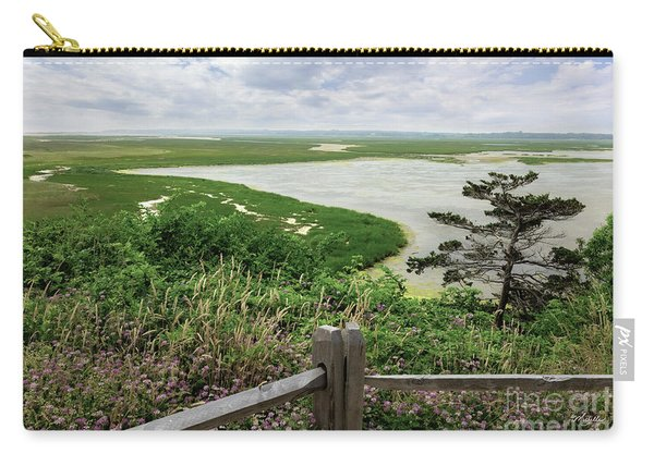 Peaceful Outlook Carry-all Pouch