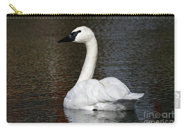 Peaceful Swan Carry-all Pouch