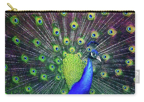 Peacock Series 9801 Carry-all Pouch