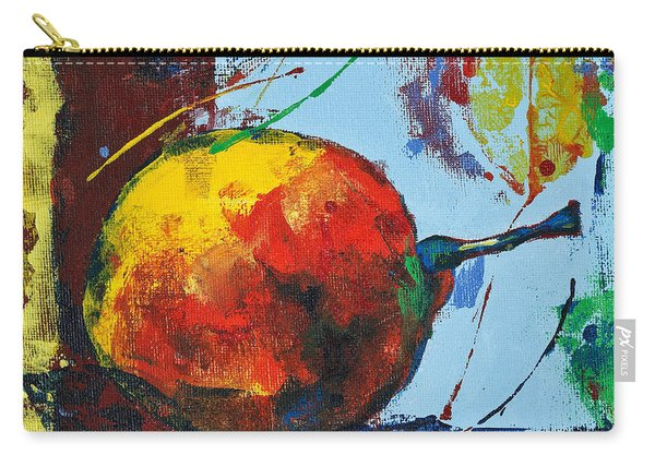 Pear And Sun Carry-all Pouch