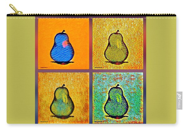 Pears And More Pears Carry-all Pouch