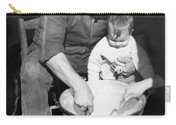 Peasant Life Carry-all Pouch