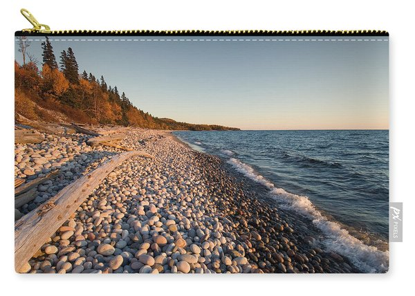 Pebble Beach Autumn    Carry-all Pouch