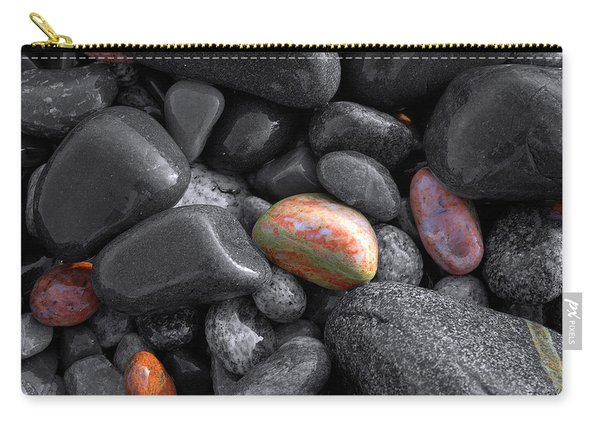 Pebble Jewels   Carry-all Pouch