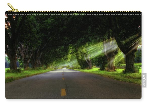 Pecan Alley Rays - Arkansas - Landscape Carry-all Pouch