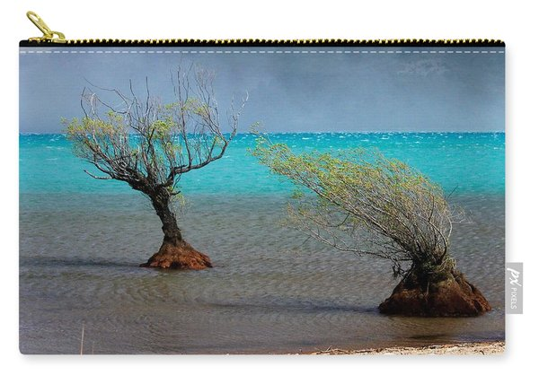 Peculiar Trees Carry-all Pouch