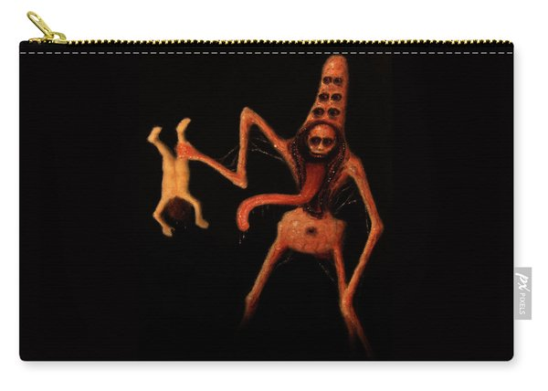 Violator Of Innocence - Artwork Carry-all Pouch
