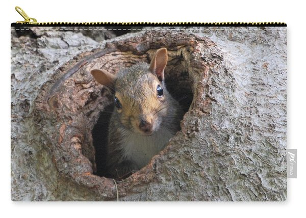 Peek A Boo Carry-all Pouch
