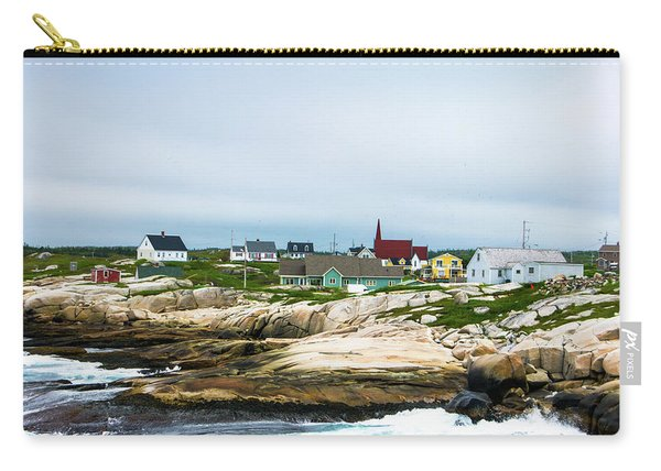 Peggy's Cove Shoreline Carry-all Pouch