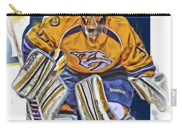 Pekka Rinne Nashville Predators Carry-all Pouch