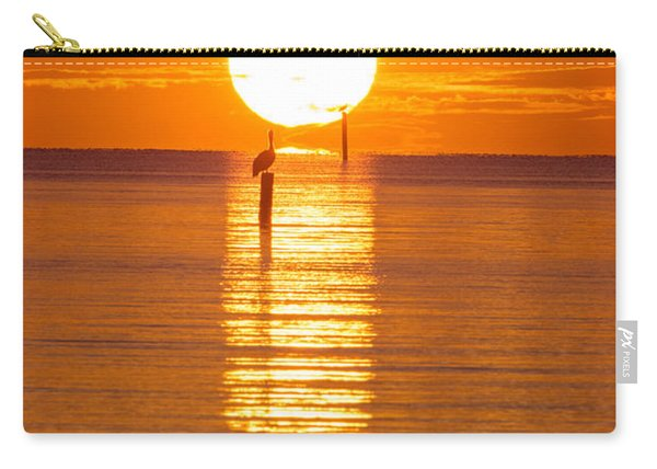 Pelican Sunset Carry-all Pouch