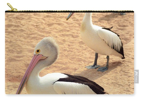 Pelicans Seriously Chillin' Carry-all Pouch