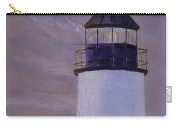 Pemaquid Light Morning Light Carry-all Pouch