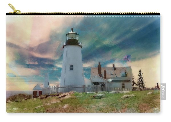 Pemaquid Lighthouse,maine Carry-all Pouch