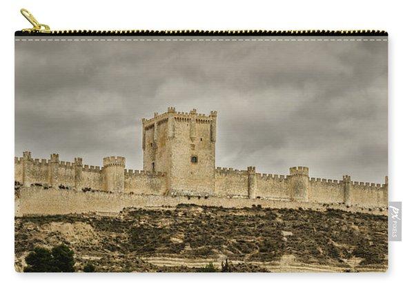 Penafiel Castle, Spain. Carry-all Pouch
