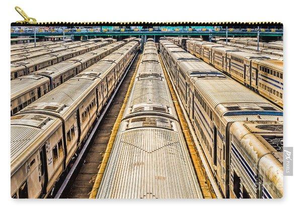 Penn Station Train Yard Carry-all Pouch