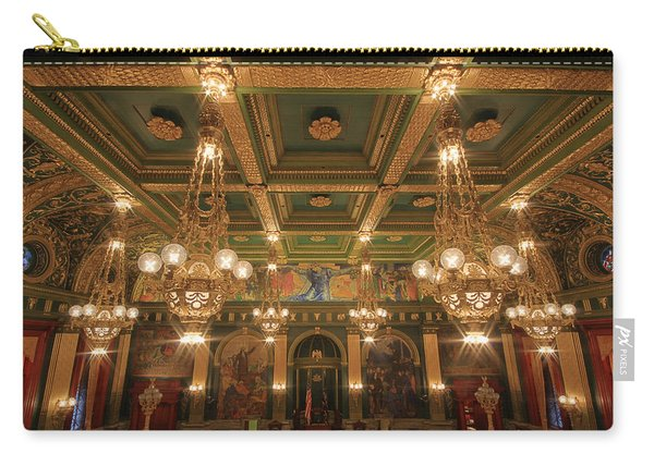 Pennsylvania Senate Chamber Carry-all Pouch